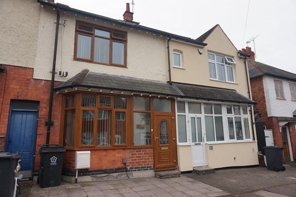 4 Bedrooms Terraced House for sale in Bodnant Avenue, LE5