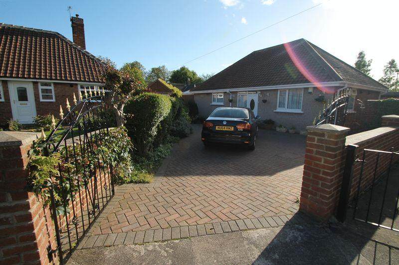 2 Bedrooms Detached Bungalow for sale in Sunley Avenue, Middlesbrough