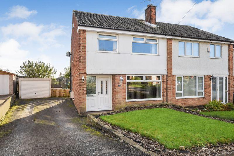 3 Bedrooms Semi Detached House for sale in High Ash, Shipley
