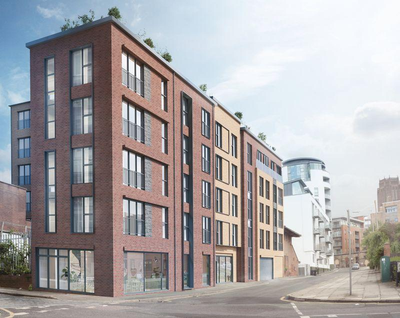 1 Bedroom Apartment Flat for sale in Lydia Ann Street, Liverpool, 7% Net Yield!