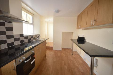 1 bedroom apartment to rent - One bedroomed ground floor flat.  Kitchen, Lounge, Shower Room, Electric Heating.