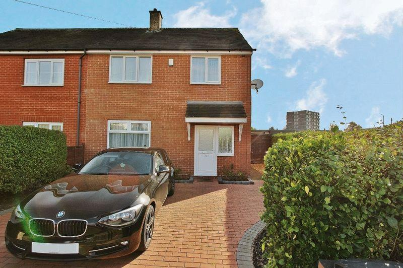 3 Bedrooms Semi Detached House for sale in Wolseley Road, West Bromwich