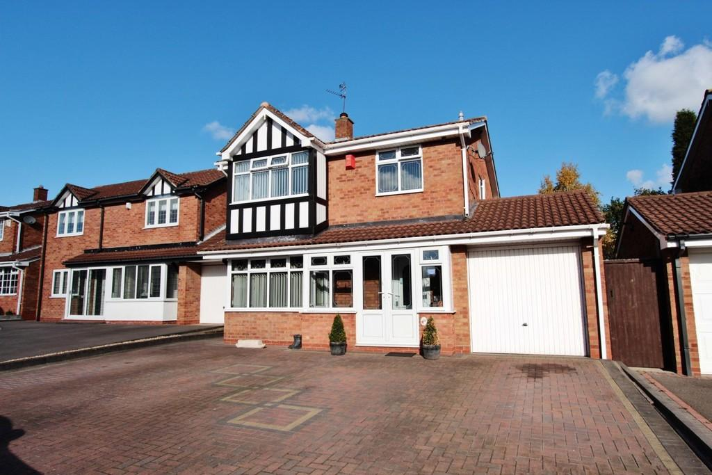 4 Bedrooms Detached House for sale in Houting, Dosthill