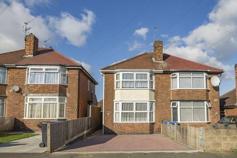 2 bedroom semi-detached house for sale - BALFOUR ROAD, DERBY