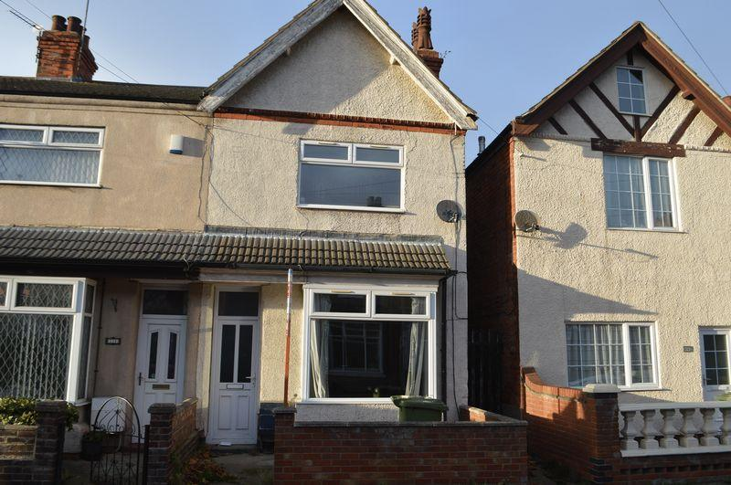3 Bedrooms End Of Terrace House for sale in Fairmont Road, Grimsby