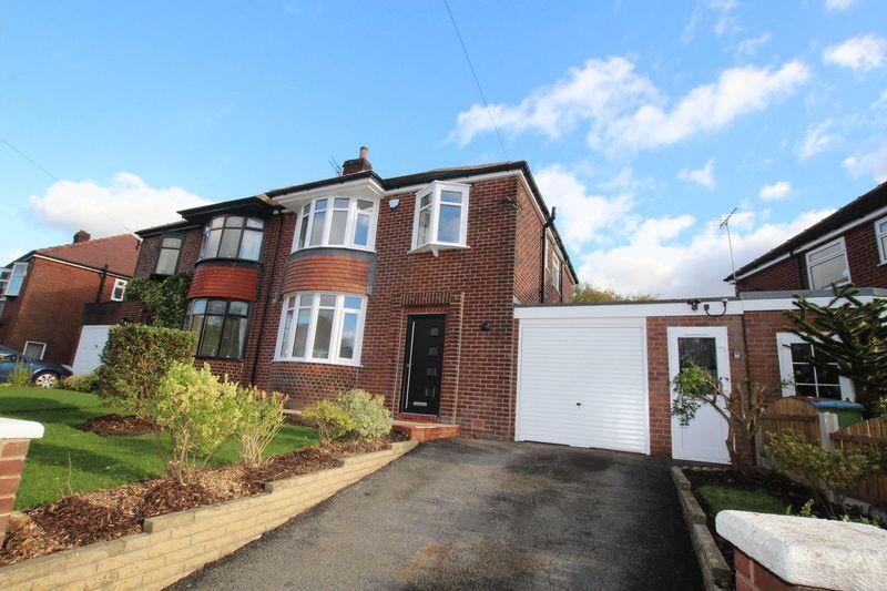 3 Bedrooms Semi Detached House for sale in Manor Road, Alkrington, Middleton M24 1LJ