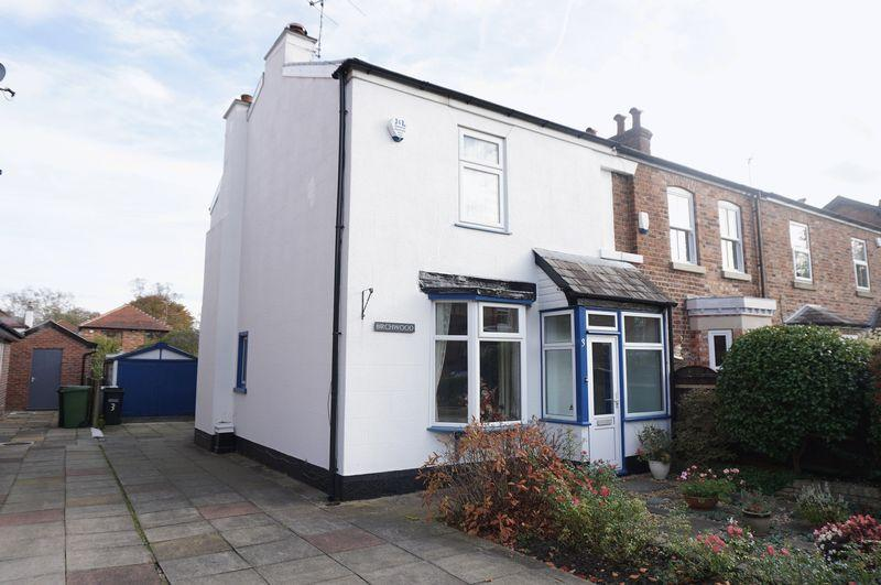 3 Bedrooms Terraced House for sale in Nursery Lane, Wilmslow