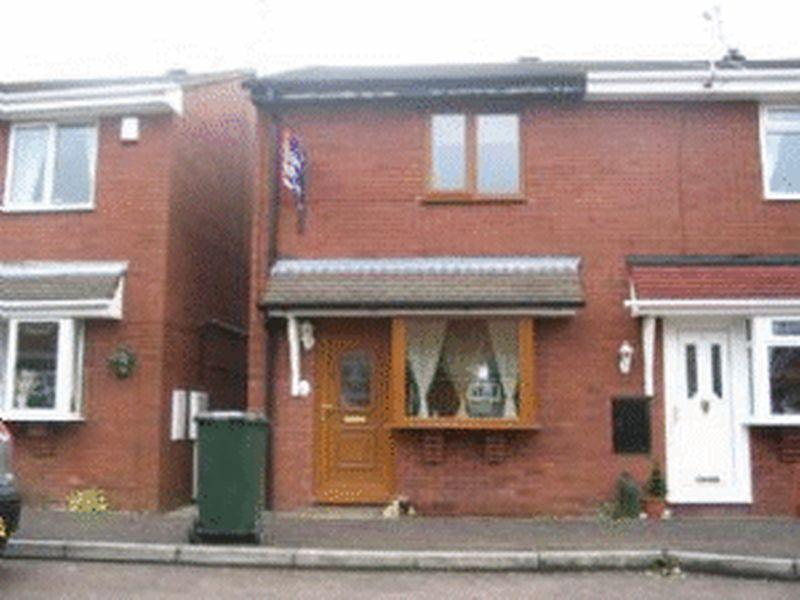 2 Bedrooms Semi Detached House for sale in Summersgill Close, Heywood