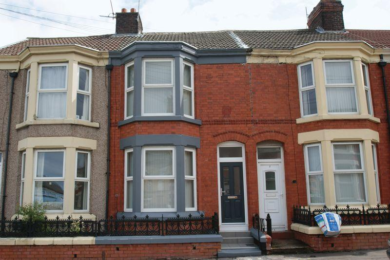3 Bedrooms Terraced House for sale in Albert Edward Road, Liverpool