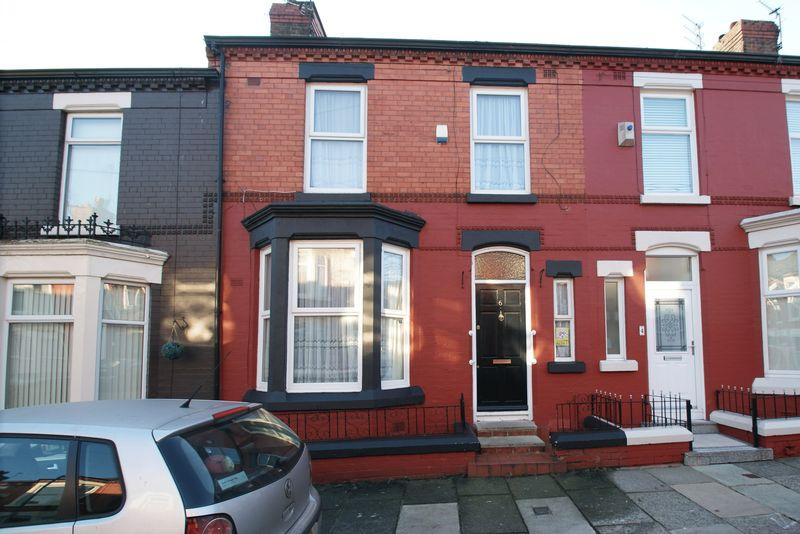 3 Bedrooms Terraced House for sale in Hendon Road, Liverpool