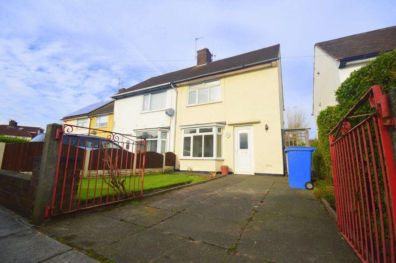 2 Bedrooms Semi Detached House for sale in Manvers Road, Childwall