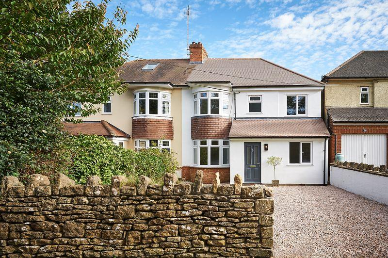 4 Bedrooms Semi Detached House for sale in Bradford on Avon