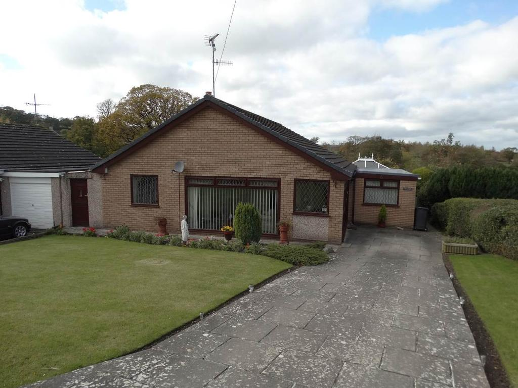 2 Bedrooms Detached Bungalow for sale in Tegfan 6 Abergele Road, Betws Yn Rhos, LL22 8AF