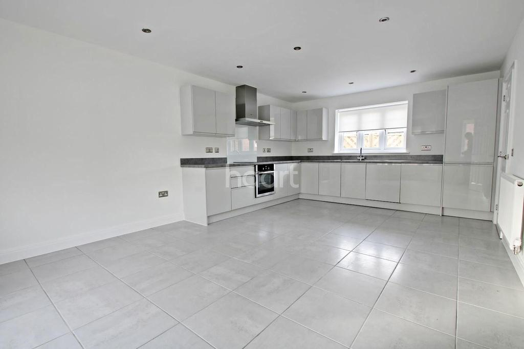 4 Bedrooms Detached House for sale in Lakeside, Waddington