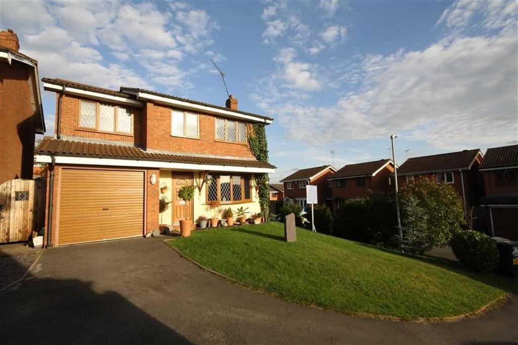 4 Bedrooms Detached House for sale in Addison Close, Galley Common, Nuneaton