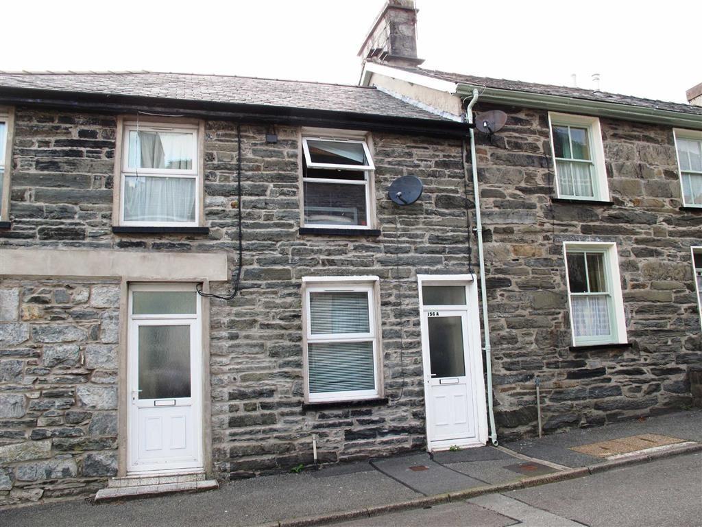2 Bedrooms Terraced House for sale in Manod Road, Blaenau Ffestiniog, Gwynedd