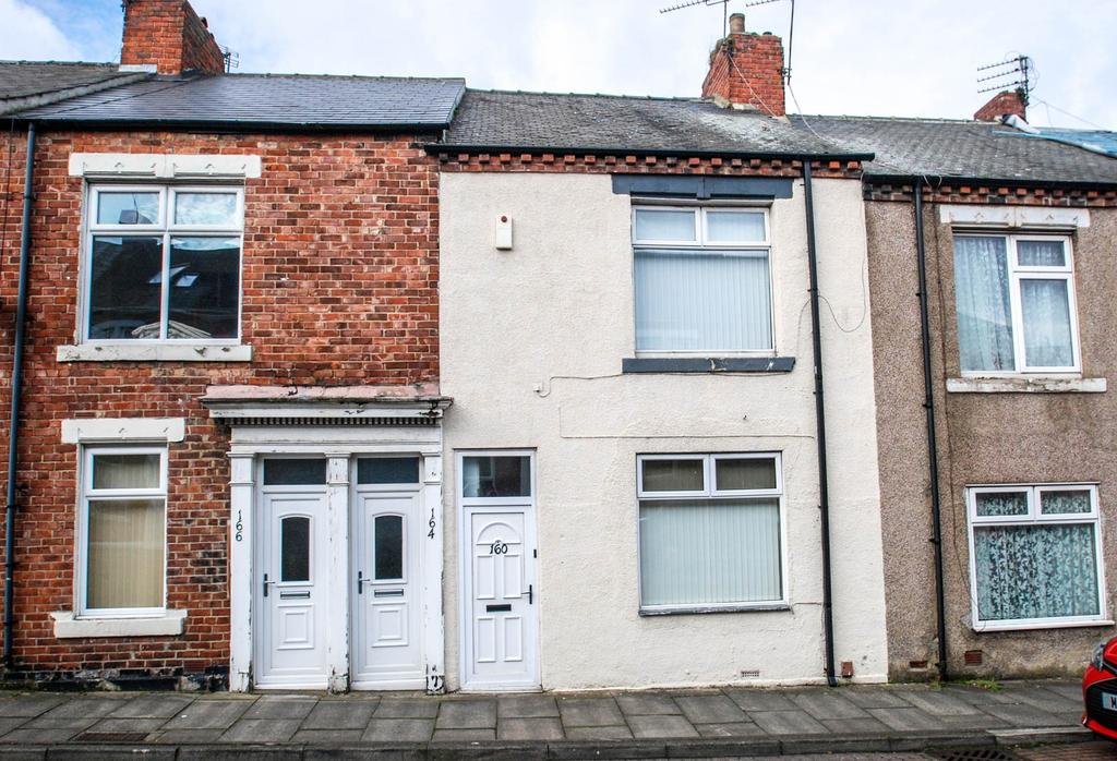 2 Bedrooms Terraced House for sale in Marshall Wallis Road, South Shields