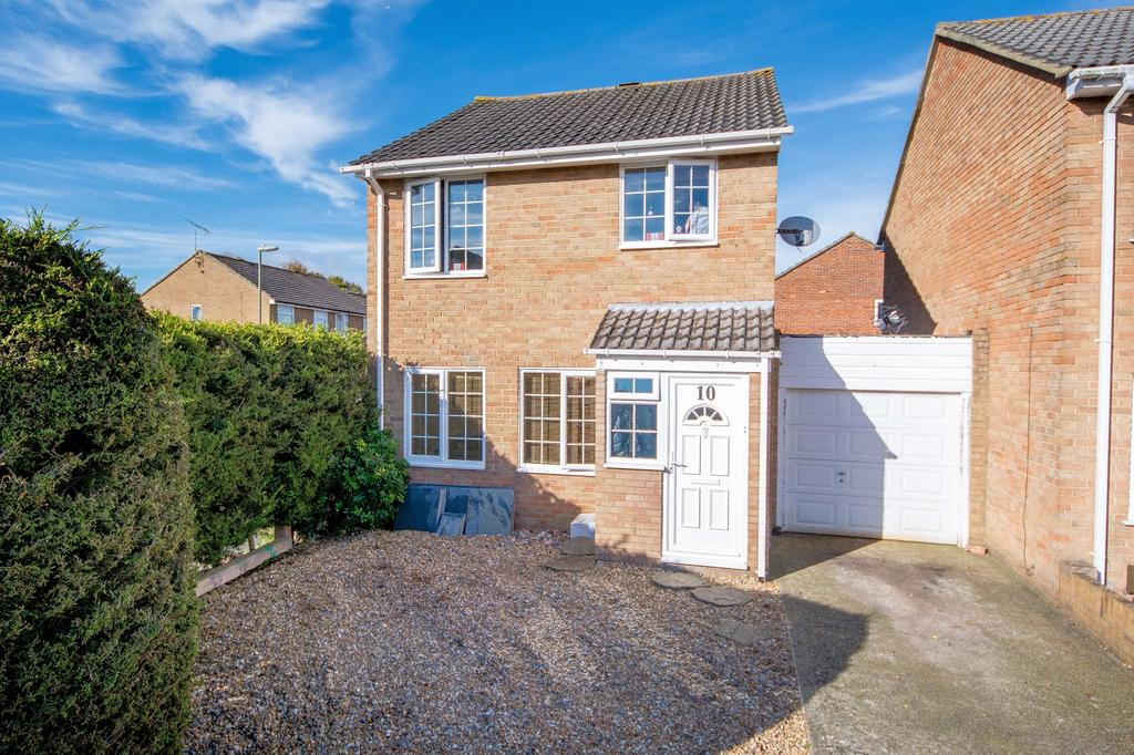 3 Bedrooms Link Detached House for sale in Bowcombe, Netley Abbey, Southampton SO31
