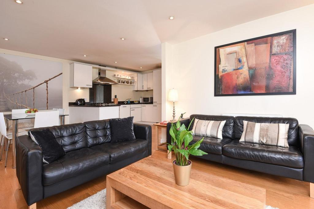 2 Bedrooms Flat for sale in Rodenhurst Road, Clapham