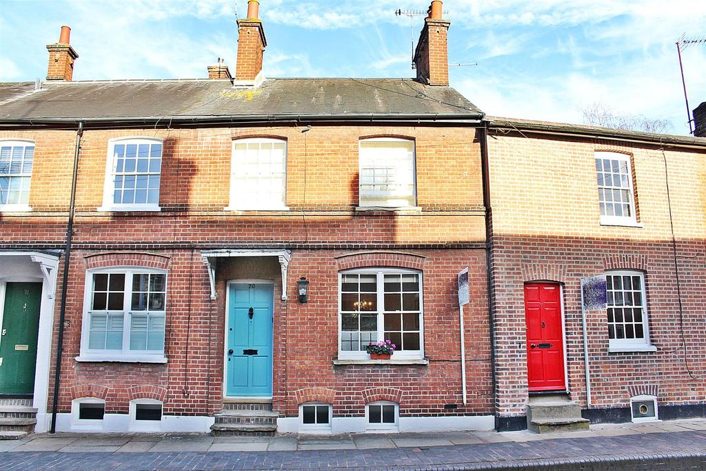 2 Bedrooms Terraced House for sale in Fishpool Street, St. Albans