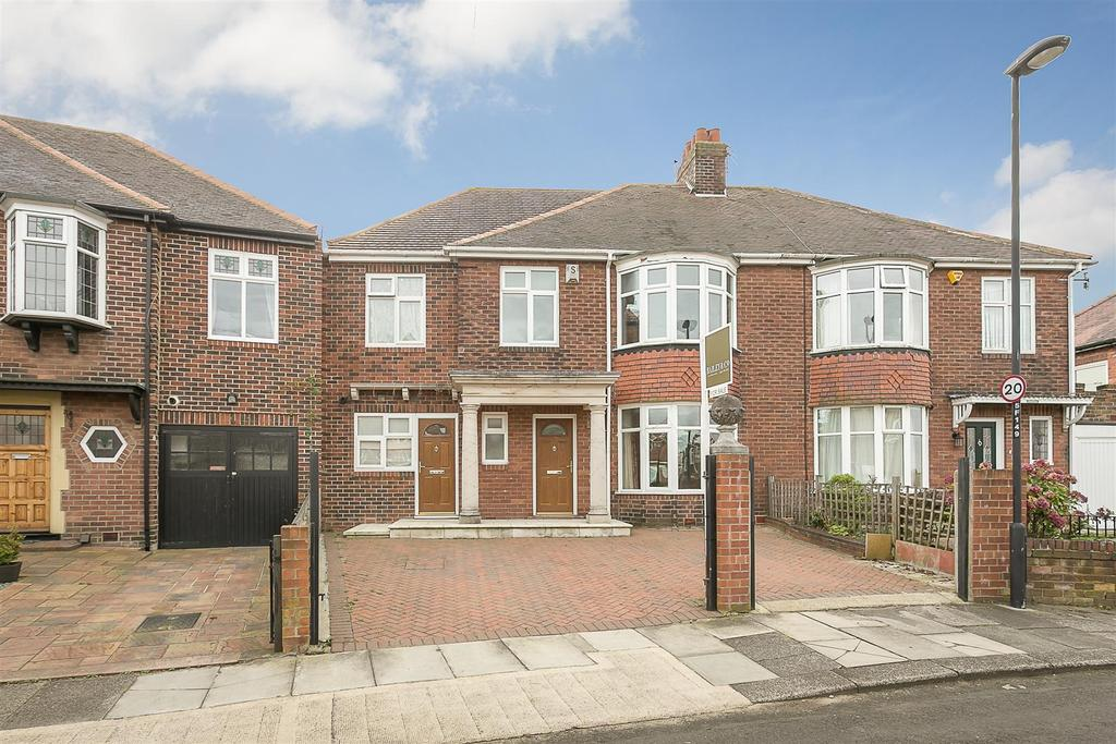 6 Bedrooms Semi Detached House for sale in Friarside Road, Fenham, Newcastle upon Tyne