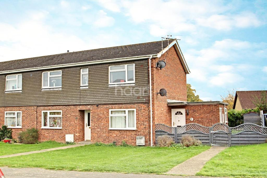 2 Bedrooms Flat for sale in Cranfield Way