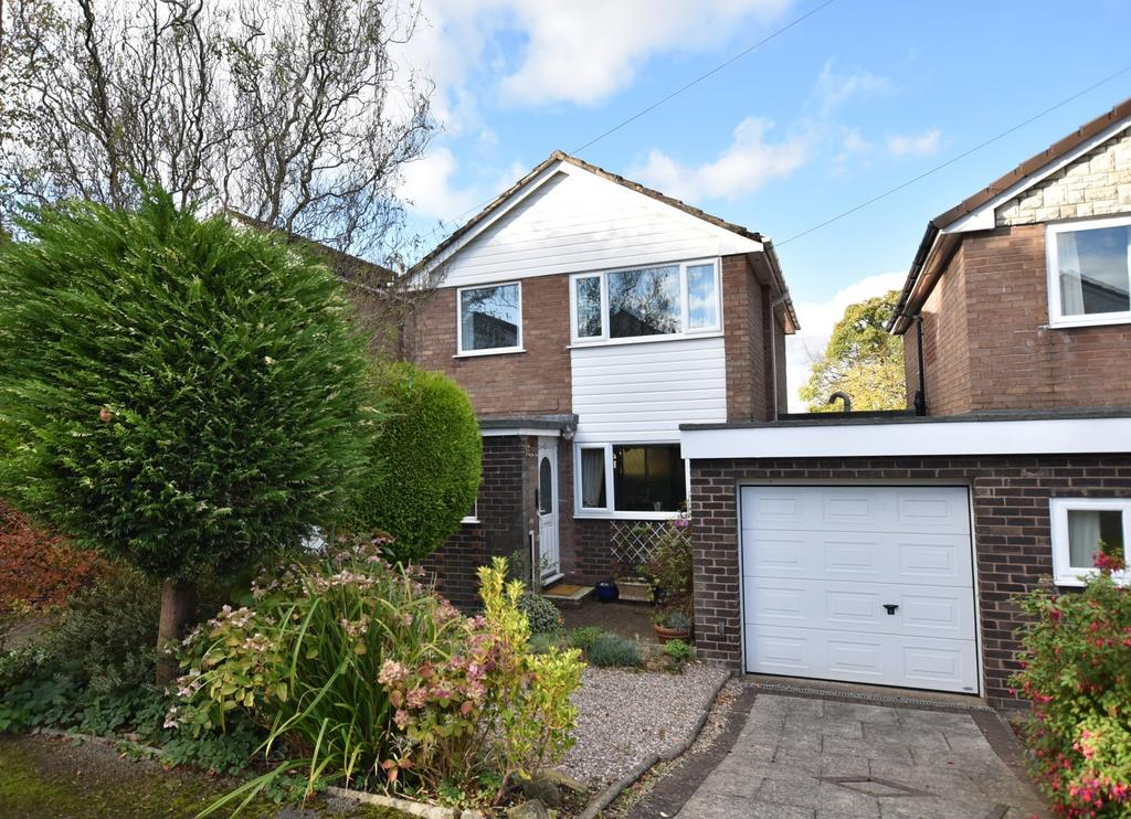 3 Bedrooms Link Detached House for sale in Wellgreen Close, Hale