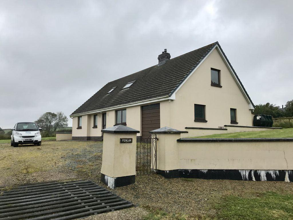 5 Bedrooms Bungalow for rent in Llysyfran, Haverfordwest, Pembrokeshire