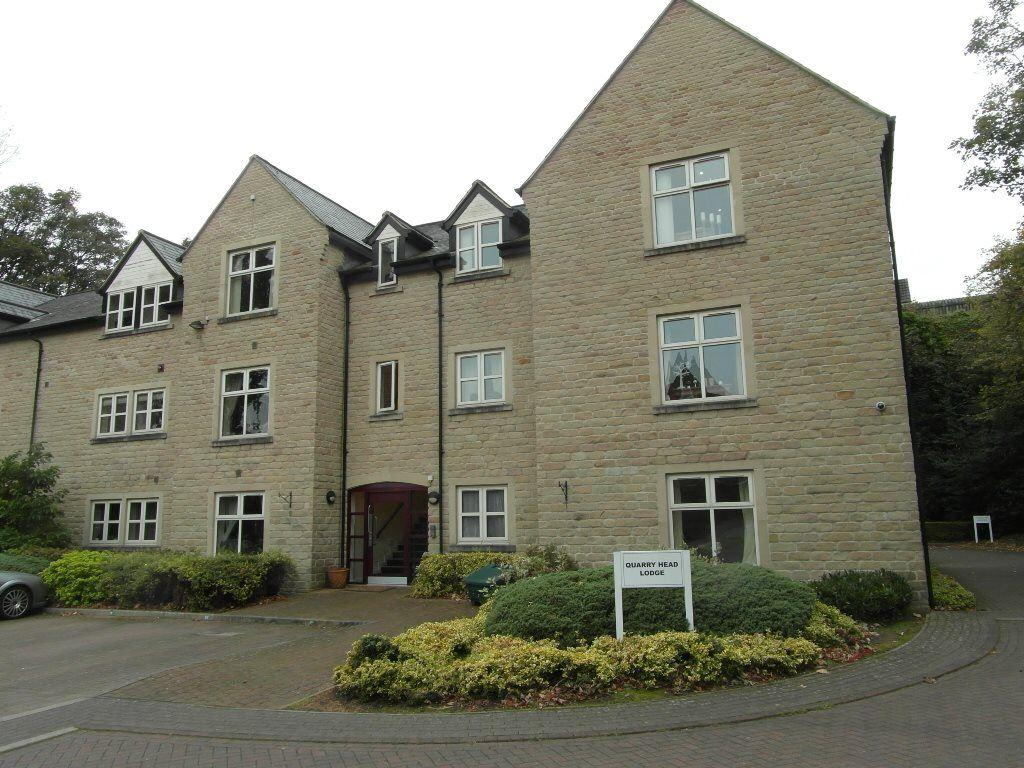 2 Bedrooms Apartment Flat for rent in Quarryhead Lodge, Chelsea Rise, Sheffield, S11 9BS