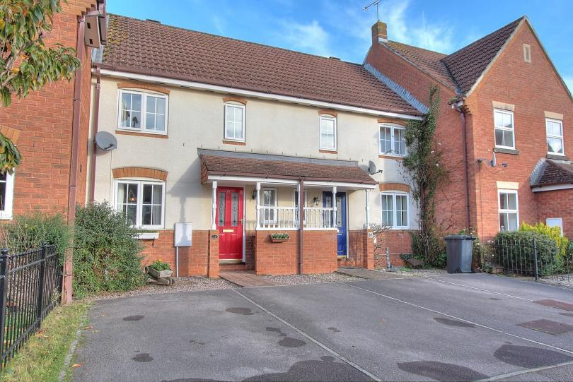 2 Bedrooms Terraced House for sale in Wild Arum Way, Knightwood Park, Chandlers Ford