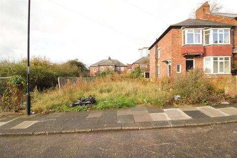 Plot for sale - Brancepeth Road, Benwell