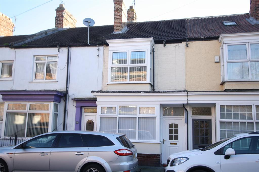2 Bedrooms Terraced House for sale in Hurworth Road, Hurworth Place, Darlington