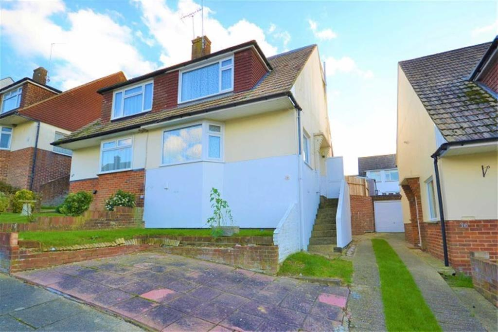 3 Bedrooms Semi Detached House for sale in Portslade