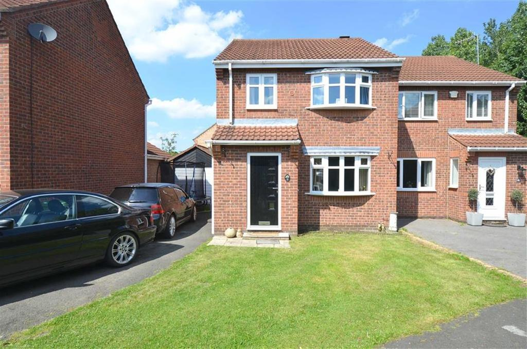 3 Bedrooms Semi Detached House for sale in Festival Park