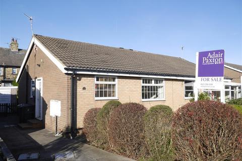 2 bedroom semi-detached bungalow for sale - Rosewood Grove, Bradford, BD4 8PZ