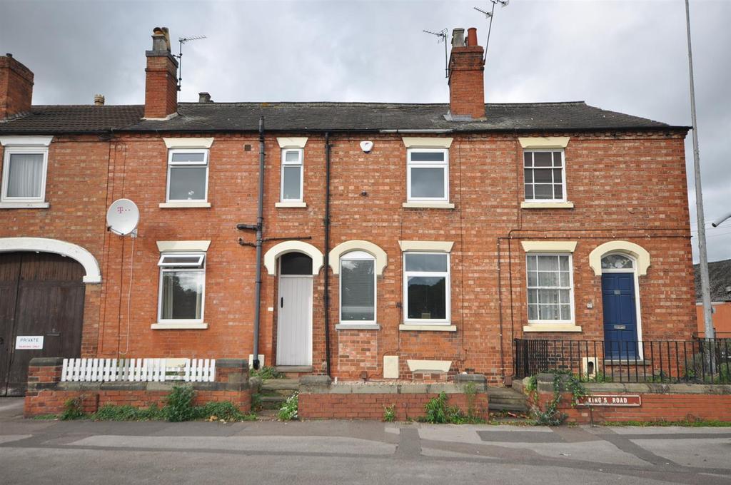 2 Bedrooms Terraced House for sale in Kings Road, Newark