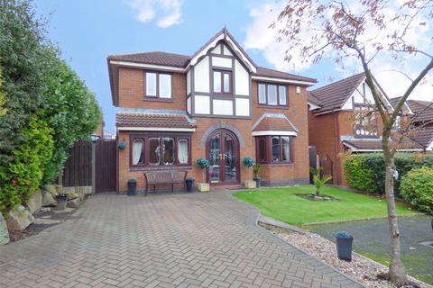 4 bedroom detached house for sale - Freshfield Close, Willow Park, Failsworth, M35