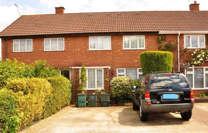 3 Bedrooms Terraced House for sale in Howard Close, St Albans, AL1