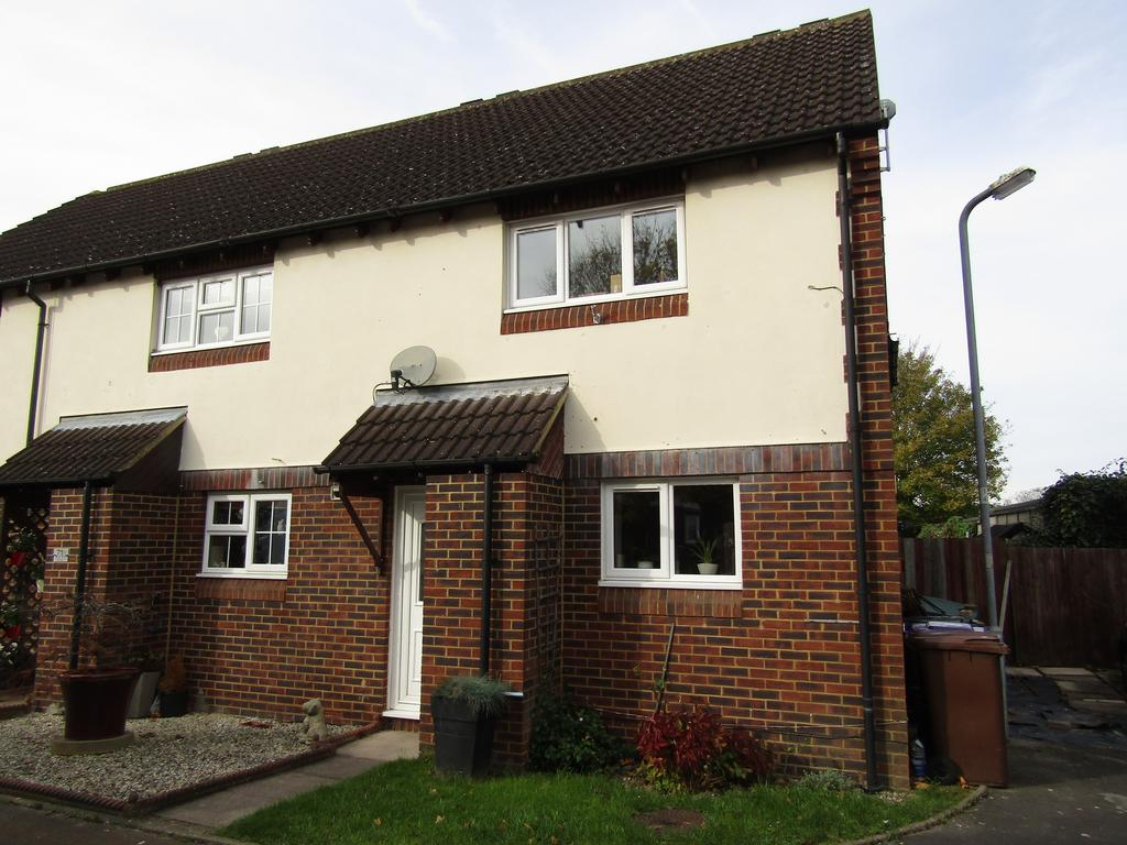 3 Bedrooms End Of Terrace House for sale in Page Close, Baldock SG7