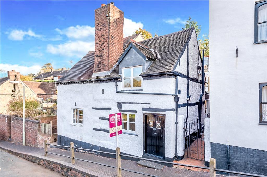 2 Bedrooms Semi Detached House for sale in Bernards Hill, Bridgnorth, Shropshire