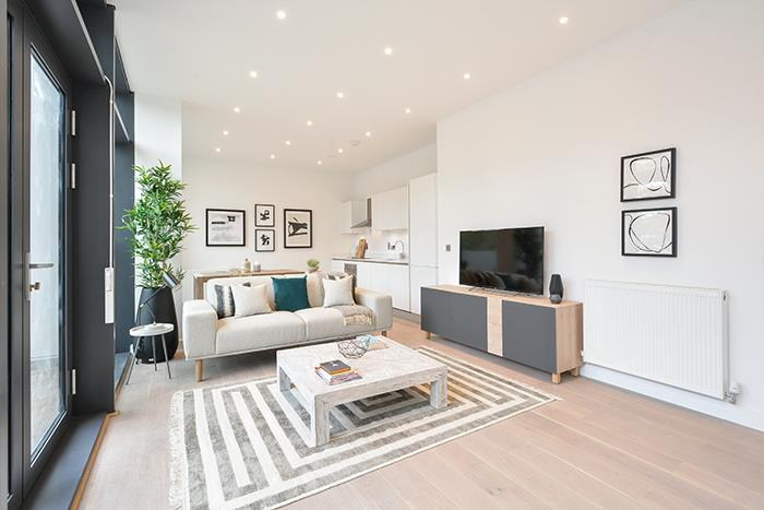 2 Bedrooms Apartment Flat for sale in 5 Waterside Apartments, E9