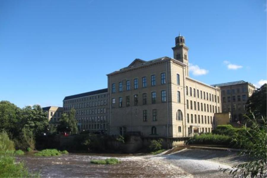 2 Bedrooms Apartment Flat for rent in RIVERSIDE COURT, SALTAIRE BD18 3LX