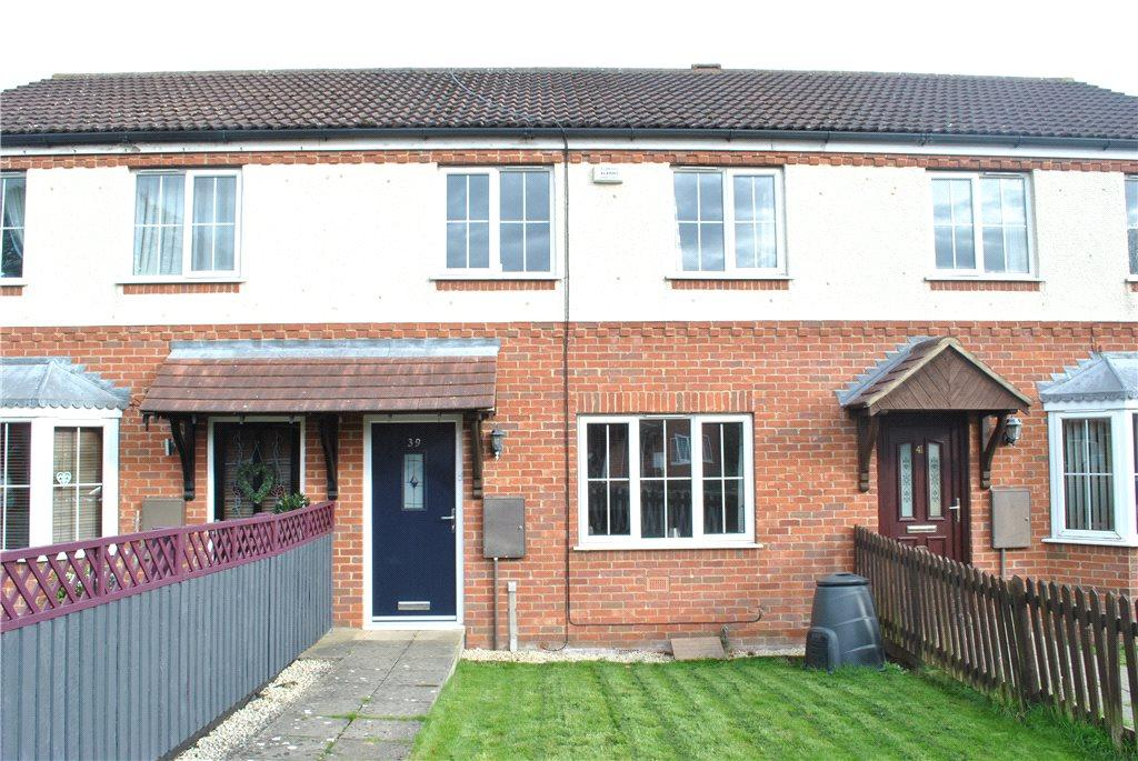 3 Bedrooms Terraced House for sale in Racecourse Mews, Thirsk