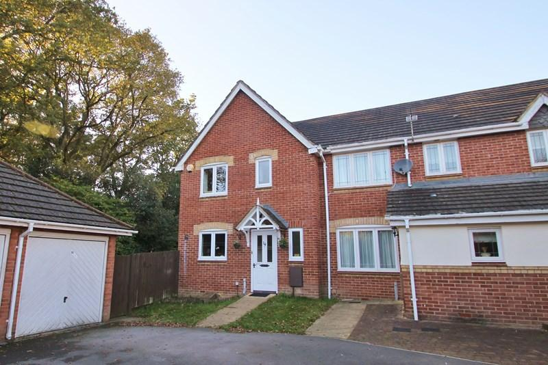3 Bedrooms End Of Terrace House for sale in Potterne Wood Close, Verwood