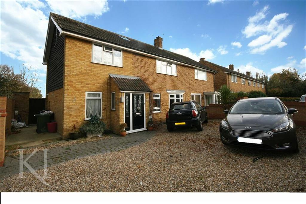 5 Bedrooms Semi Detached House for sale in Barrow Lane, West Cheshunt