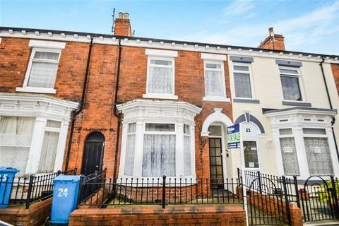 4 bedroom terraced house for sale - Malm Street, Boulevard, Hull, HU3