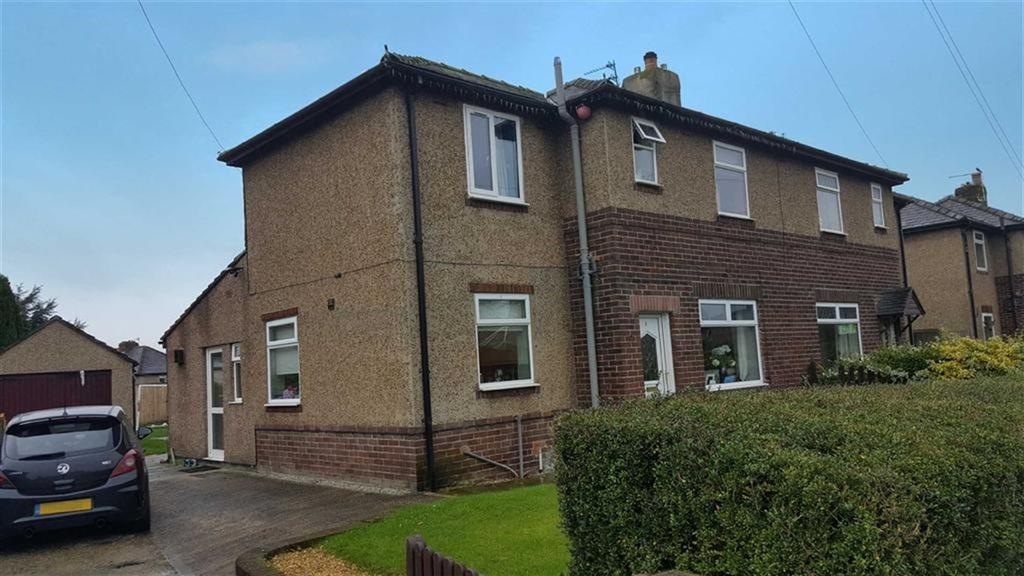 3 Bedrooms Semi Detached House for sale in Faraday Avenue, Clitheroe, Lancashire, BB7