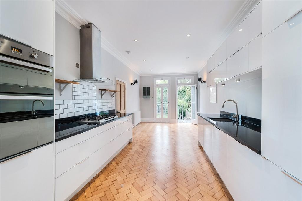 6 Bedrooms Semi Detached House for sale in Ranelagh Gardens, Grove Park, Chiswick, London, W4