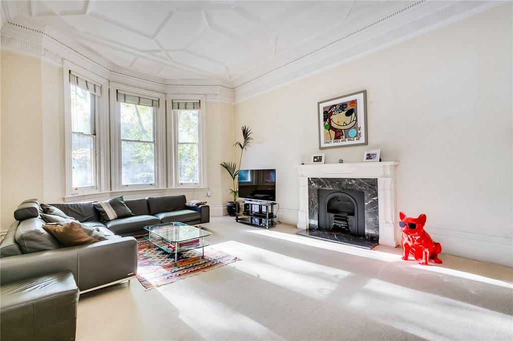2 Bedrooms Flat for sale in Bramham Gardens, London