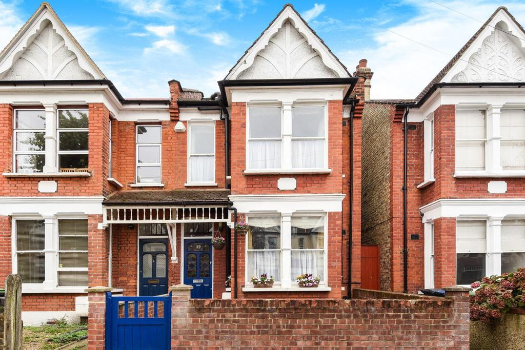 4 Bedrooms Semi Detached House for sale in York Road, Bounds Green